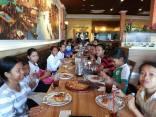 At Pizza Company